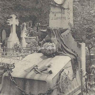 70 - Tombeau de Jules Laffitte