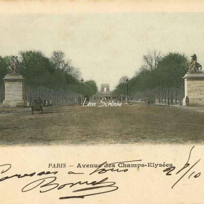 71 - Avenue des Champs-Elysées