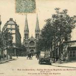71 - Rue du Jourdain - Eglise St-Jean-Baptiste de Belleville