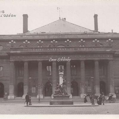 71 - Théâtre de l'Odéon