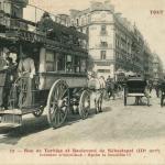 72 - Rue de Turbigo et Boulevard de Sébastopol