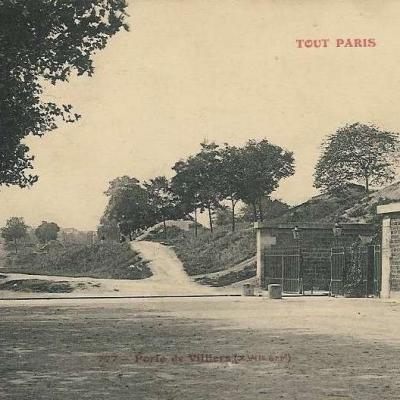 727 - Porte de Villiers