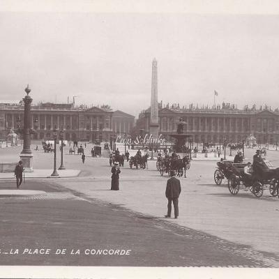 73 - La Place de la Concorde