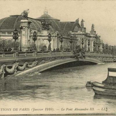 73 - Le Pont Alexandre III