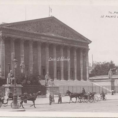 74 - Le Palais-Bourbon