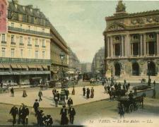 74 - PARIS - La Rue Auber