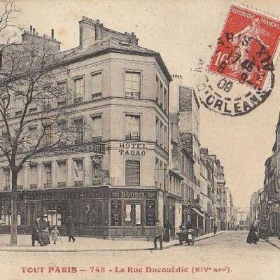 743 - La Rue Ducouëdic