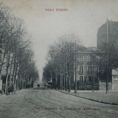 744 - Avenue de Châtillon