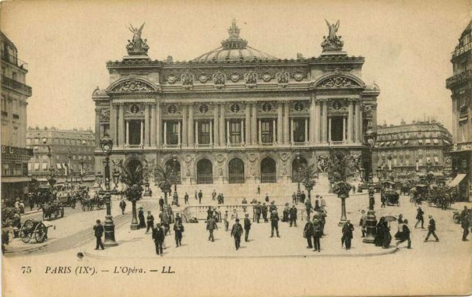 LL 75 (Vue 3) - L'Opéra