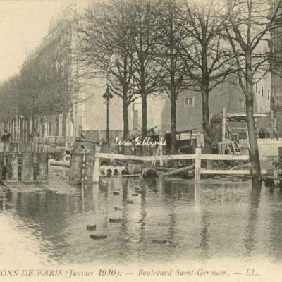 75 - Boulevard Saint-Germain