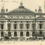 75 - PARIS - L'Opéra