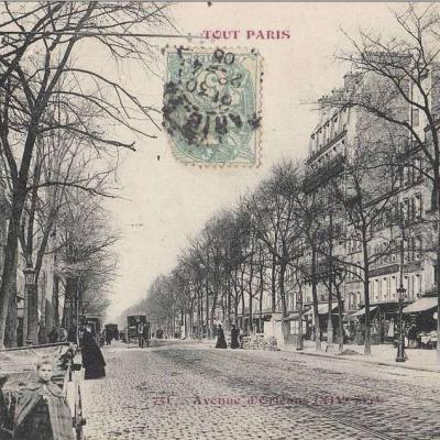751 - Avenue d'Orléans