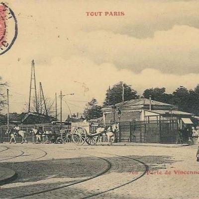 765 - Porte de VIncennes