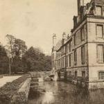 77-Bourron-Marlotte - Le Château (Mignon E. 1888)