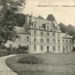 77-Cerneux - Château de Monglat (Tanné coll.)