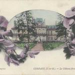 77-Compans - Le Château (Ed. Decoudan)