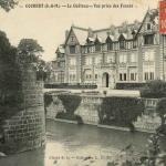 77-Coubert - Le Château (L.D.B. Coll.)