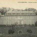 77-Coulommiers - Château de Montanglaust (illisible)