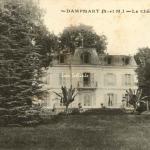 77-Dampmart - Le Château (Collard phot.)