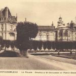 77-Fontainebleau - Chapelle St-Saturnin (inconnu)