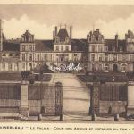 77-Fontainebleau - Cour des Adieux (inconnu)