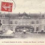 77-La Chapelle-Rablais - Château des Moyeux (Ed. Lacroix)