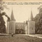 77-La Ferté-Gaucher - Château de Nogentel (E.Mignon 950)