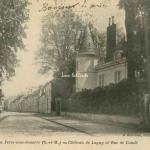 77-La Ferté-ss-Jouarre - Château de Lagny (Bourdier A.)