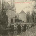 77-La Houssaye - Entrée du Château (inconnu)