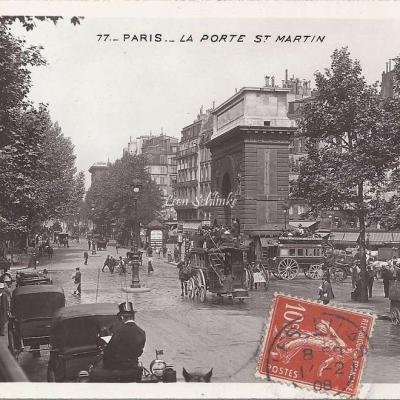 77 - La Porte St-Martin