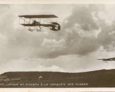 77 - Latham et Dickson à la conquète des nuages