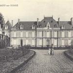 77-Misy-sur-Yonne - Le Château (P.H.)