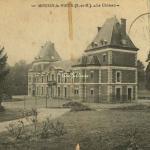 77-Moussy-le-Vieux - Le Château (Anguenot ed.)