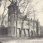 77-Nangis - Ancien château féodal (Cl. Simonet 96)