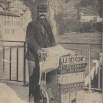 778 - Marchand de journaux
