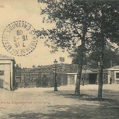 779 - Porte Champerret