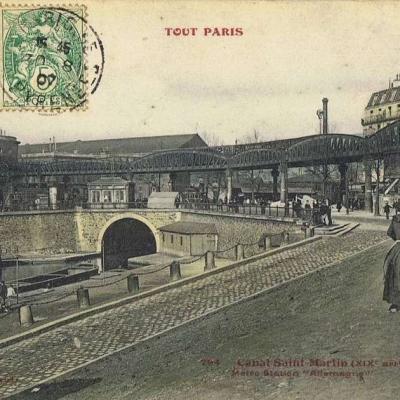 794 - Canal Saint-Martin