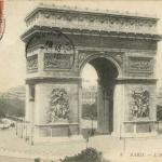 8 - PARIS - L'Arc de Triomphe (2)