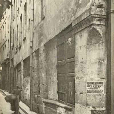8 - Rue de la Reynie