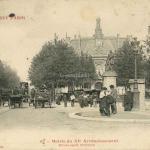 80 - Mairie du XI° arrondissement, Boulevard Voltaire