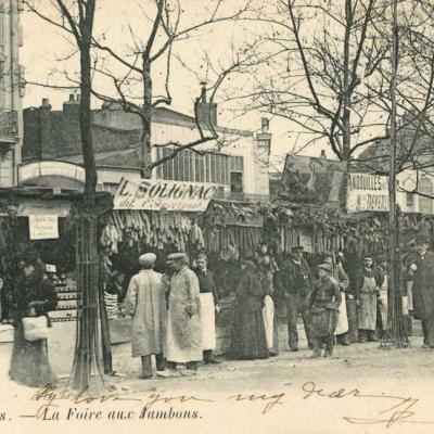 81 - Paris - La Foire aux Jambons