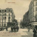 81 - Rue de Ménilmontant aux Rues de la Mare et des Amandiers