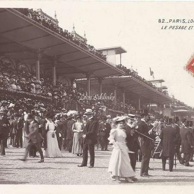 82 - Longchamps - Le Pesage et les Tribunes