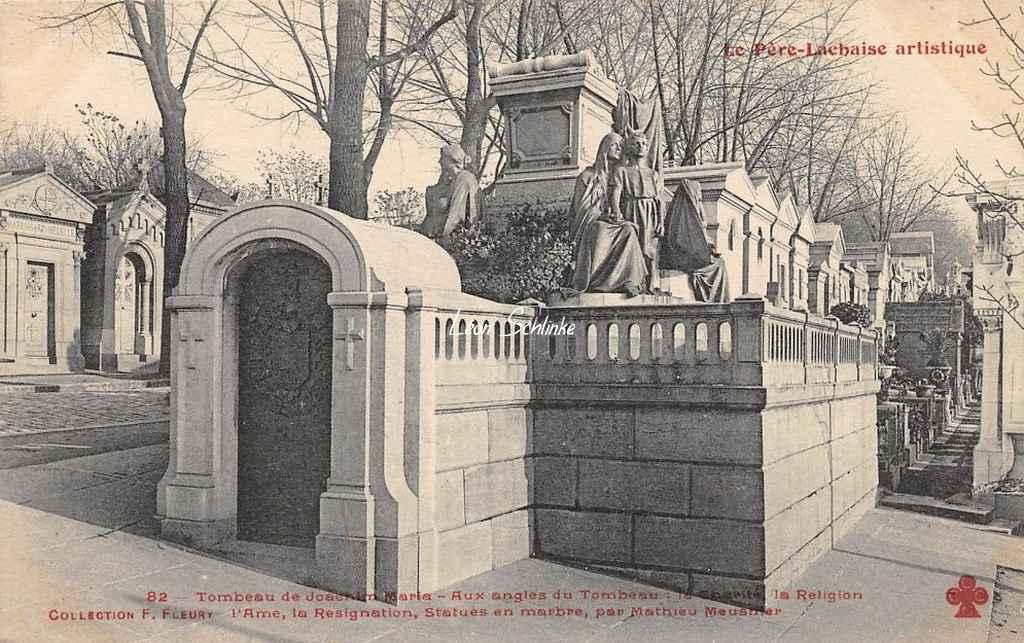 82 - Tombeau de Joachim Maria