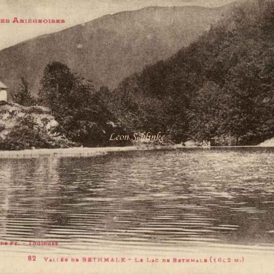 82 - Vallée de Bethmale - Le Lac
