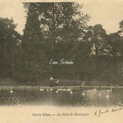 9 - Au Bois de Boulogne