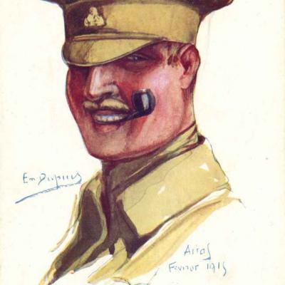 9 - Infanterie Anglaise
