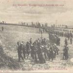 9 - L'Infanterie de Marine avant l'assaut, à Aygrefeuille