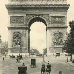 9 - PARIS - L'Arc de Triomphe