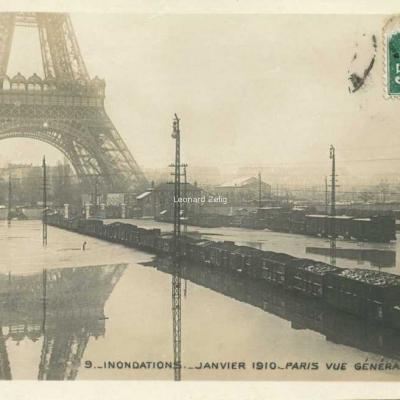 9 - Paris vue générale